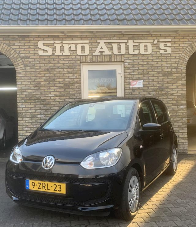 Volkswagen Up! 1.0 move up! BlueMotion Bj 2015 Airco 5 Deurs