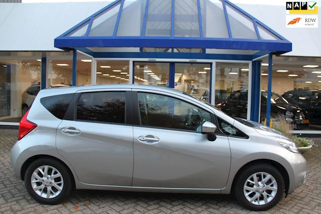 Nissan Note 1.2 Connect Edition Trekhaak