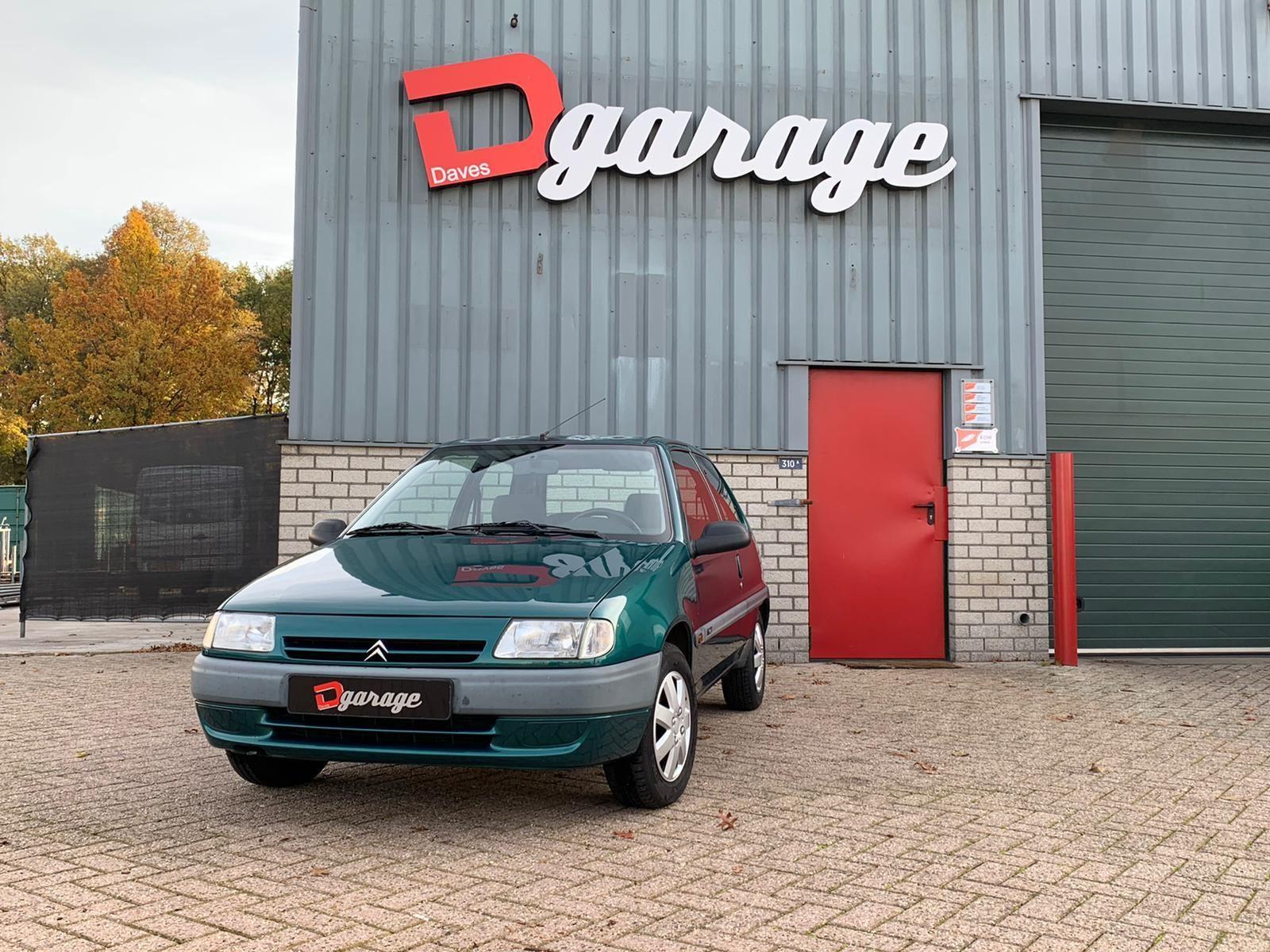 Citroen Saxo occasion - Dave's Garage