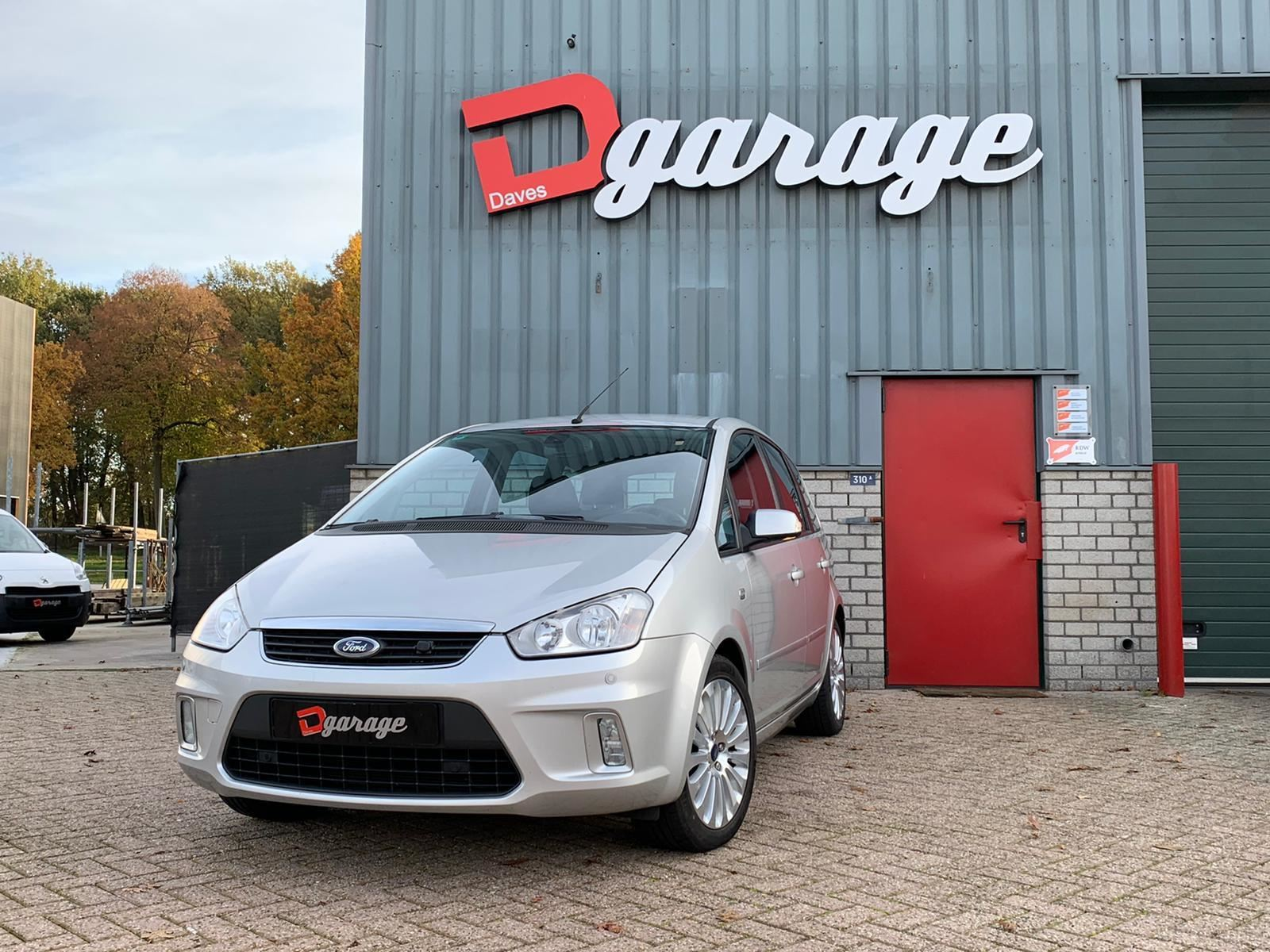 Ford C-Max occasion - Dave's Garage