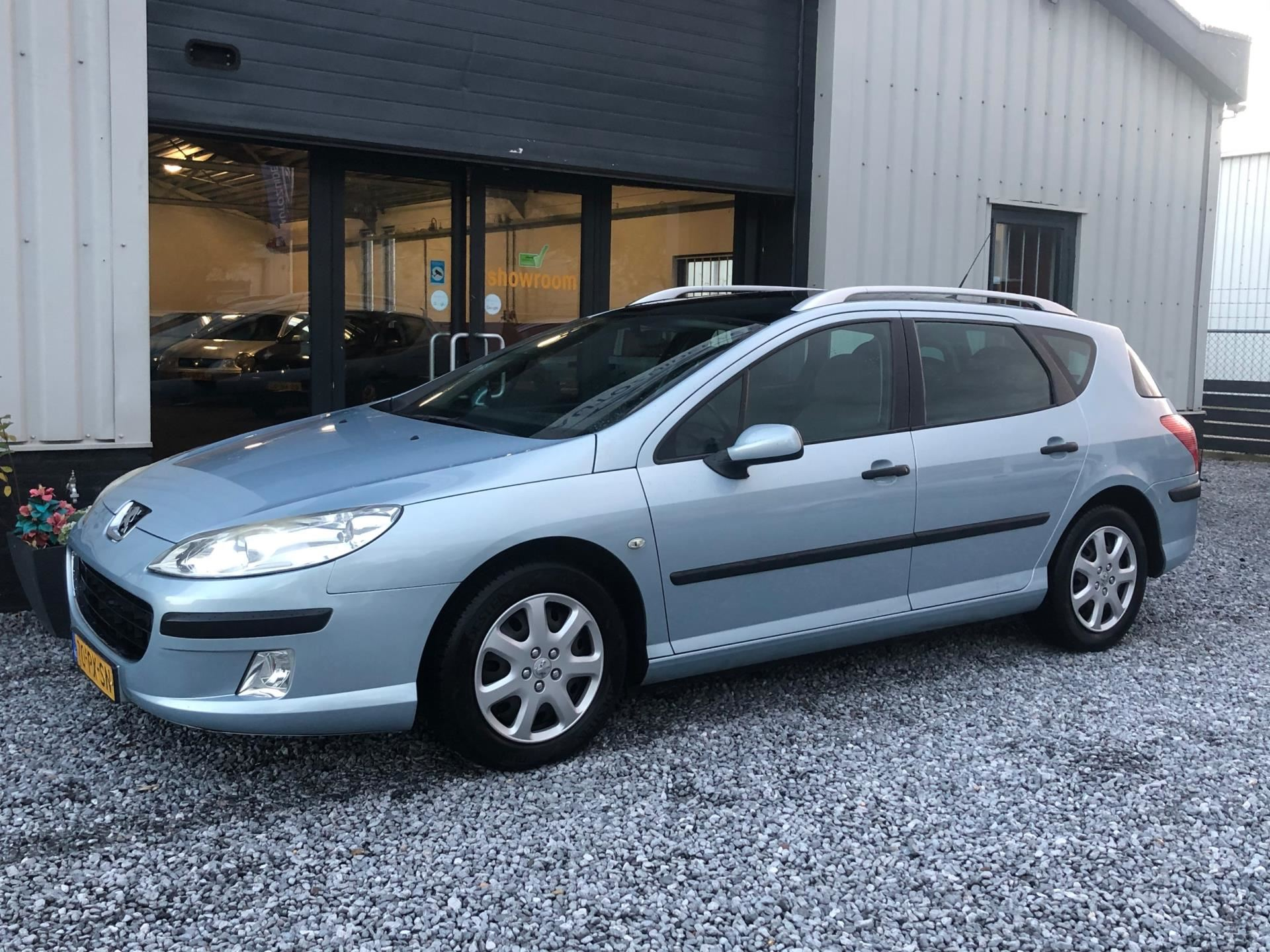 Peugeot 407 SW occasion - Auto Zuiderzee