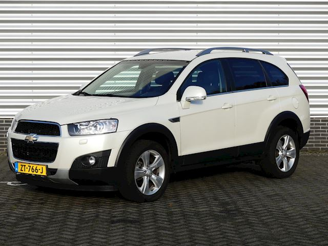 Chevrolet CAPTIVA 2.4i 4WD Automaat 7-Persoons, Leer, Airco