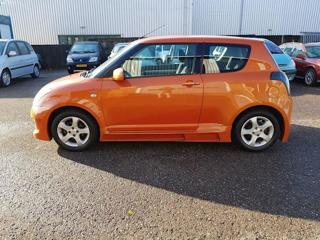 Suzuki Swift 1.5 Exclusive