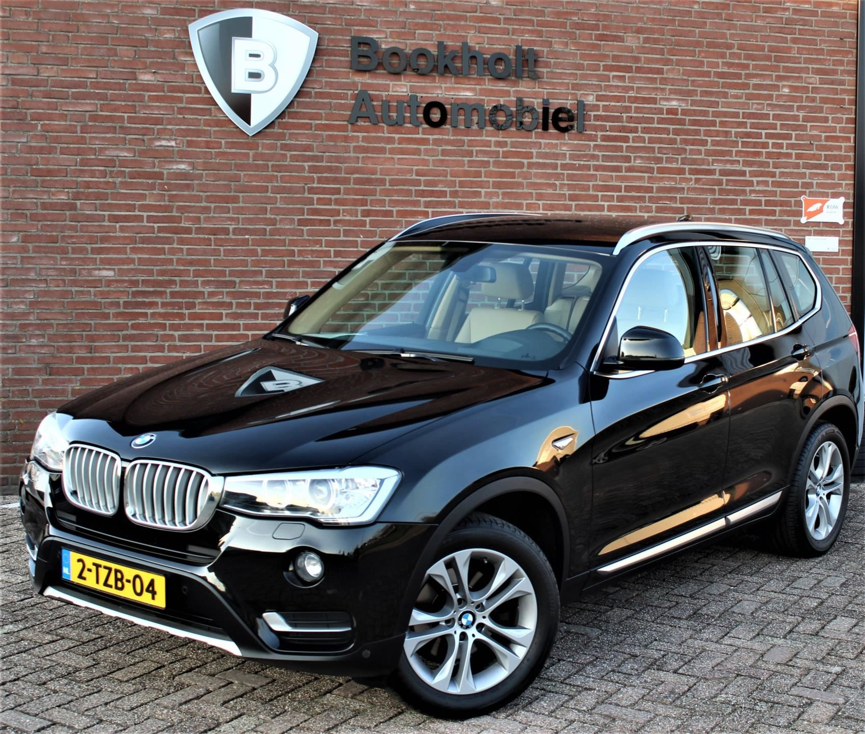 BMW X3 occasion - Bookholt Automobiel
