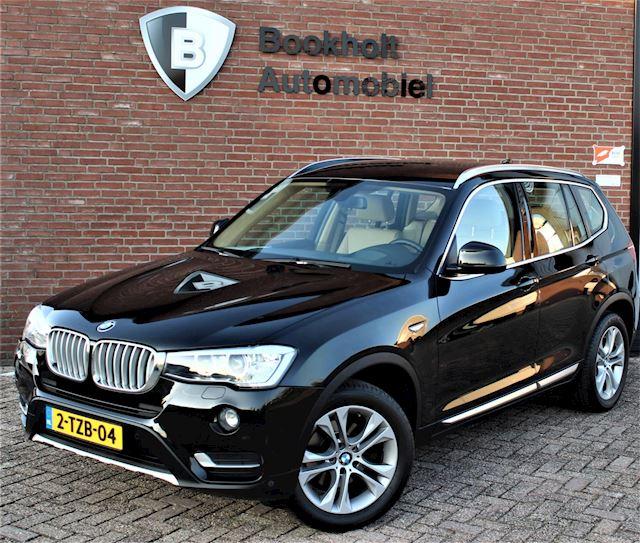 BMW X3 2.0i xDrive, Facelift, HUD, Trekhaak, X-line High Executive 2014