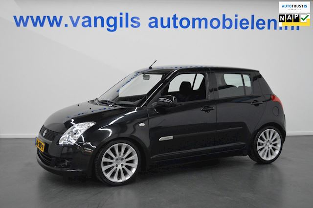 Suzuki Swift 1.5 Exclusive AIRCO Keyless 5Deurs