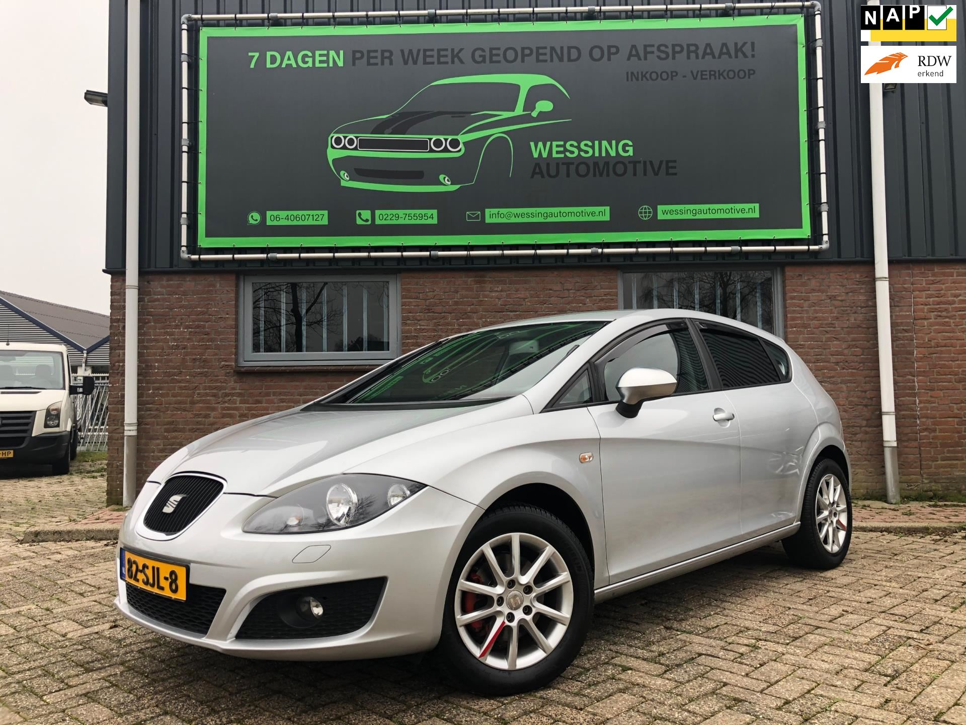 Seat Leon occasion - Wessing Automotive
