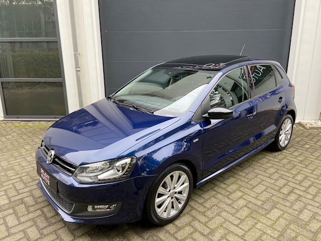 Volkswagen Polo 1.2 TSI BlueMotion Highline Match Led/Panoramadak/MF Stuur/16 Inch/Nieuwstaat/Apk 11-2020