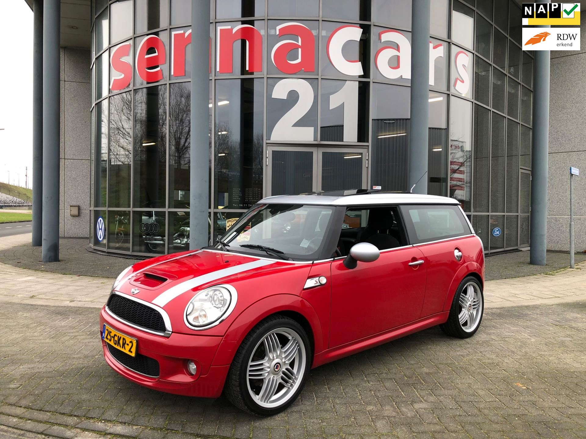 Mini Clubman occasion - Senna Cars