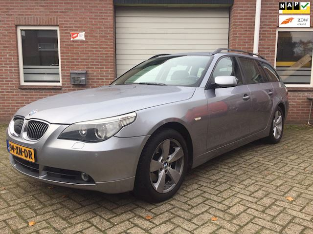 BMW 5-serie Touring 530xd High Executive pano dak full options