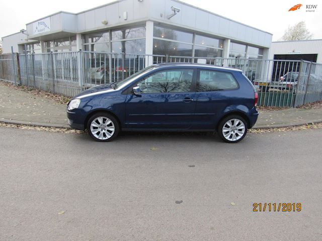 Volkswagen Polo 1.2-12V Optive 3cilinder,airco,176244km,apk