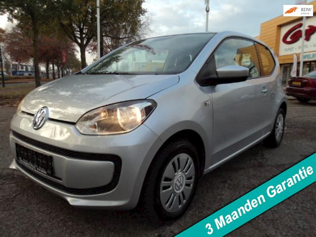 Volkswagen Up! 1.0 take up! BlueMotion AIRCO 1ste eigenaar