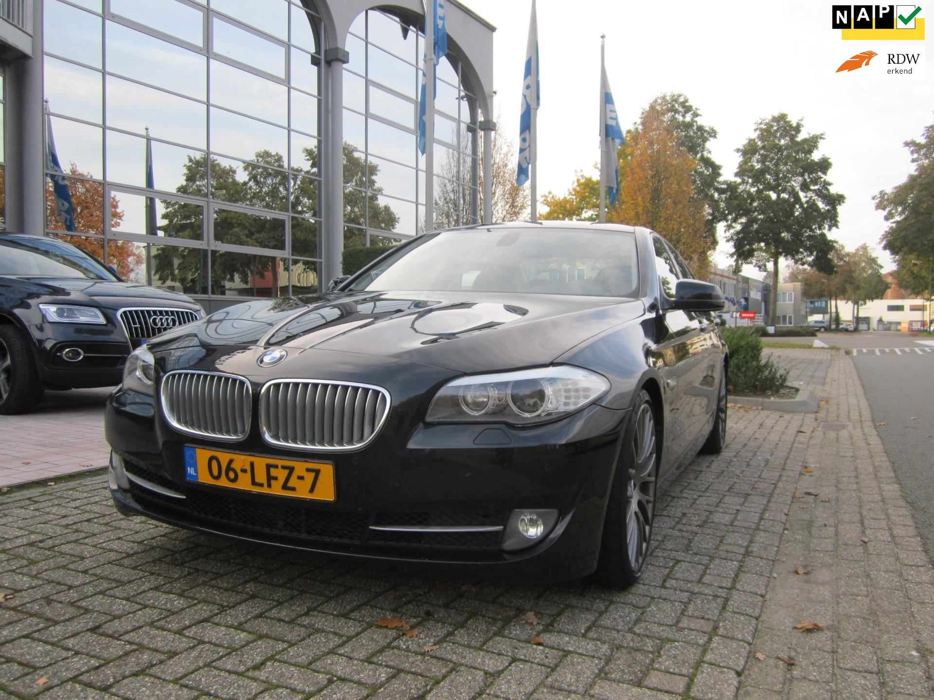 BMW 5-serie occasion - HG Auto's