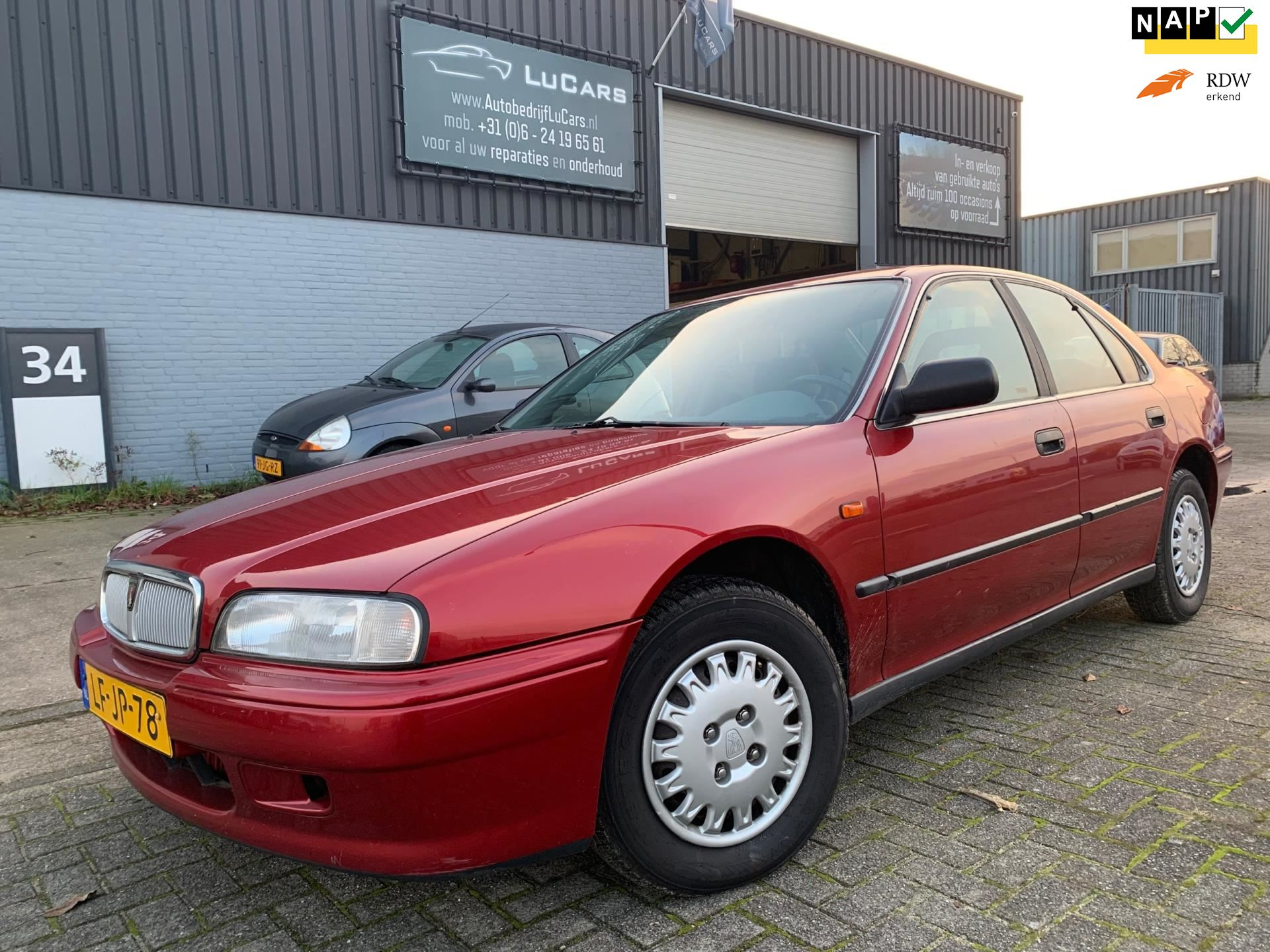 Rover 600 occasion - LuCars