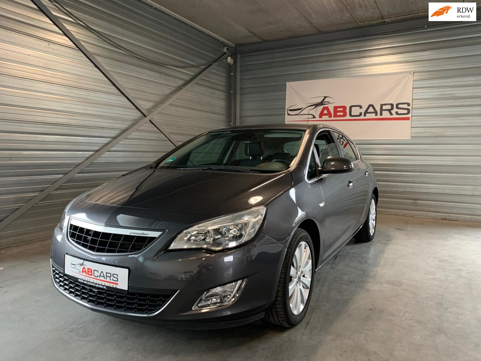 Opel Astra occasion - AB Cars
