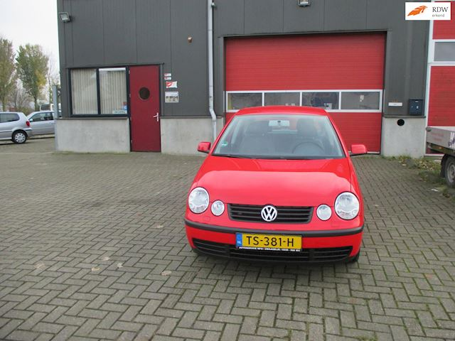 Volkswagen Polo 1.4-16V Atlantic