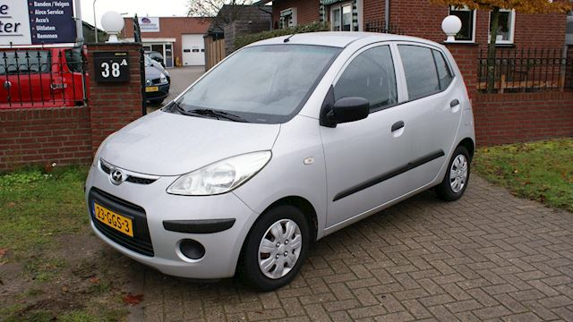 Hyundai I10 1.1 Active Cool top auto,