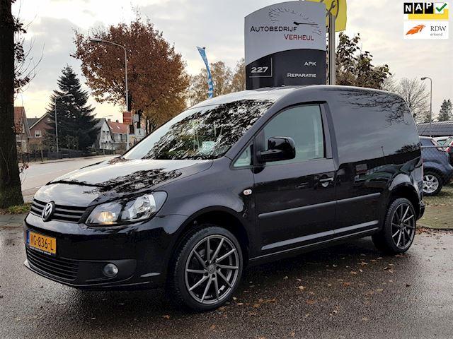 Volkswagen Caddy 1.6 TDI Navi Airco Cruise Nap Boekjes Trekhaak Parkeersensoren