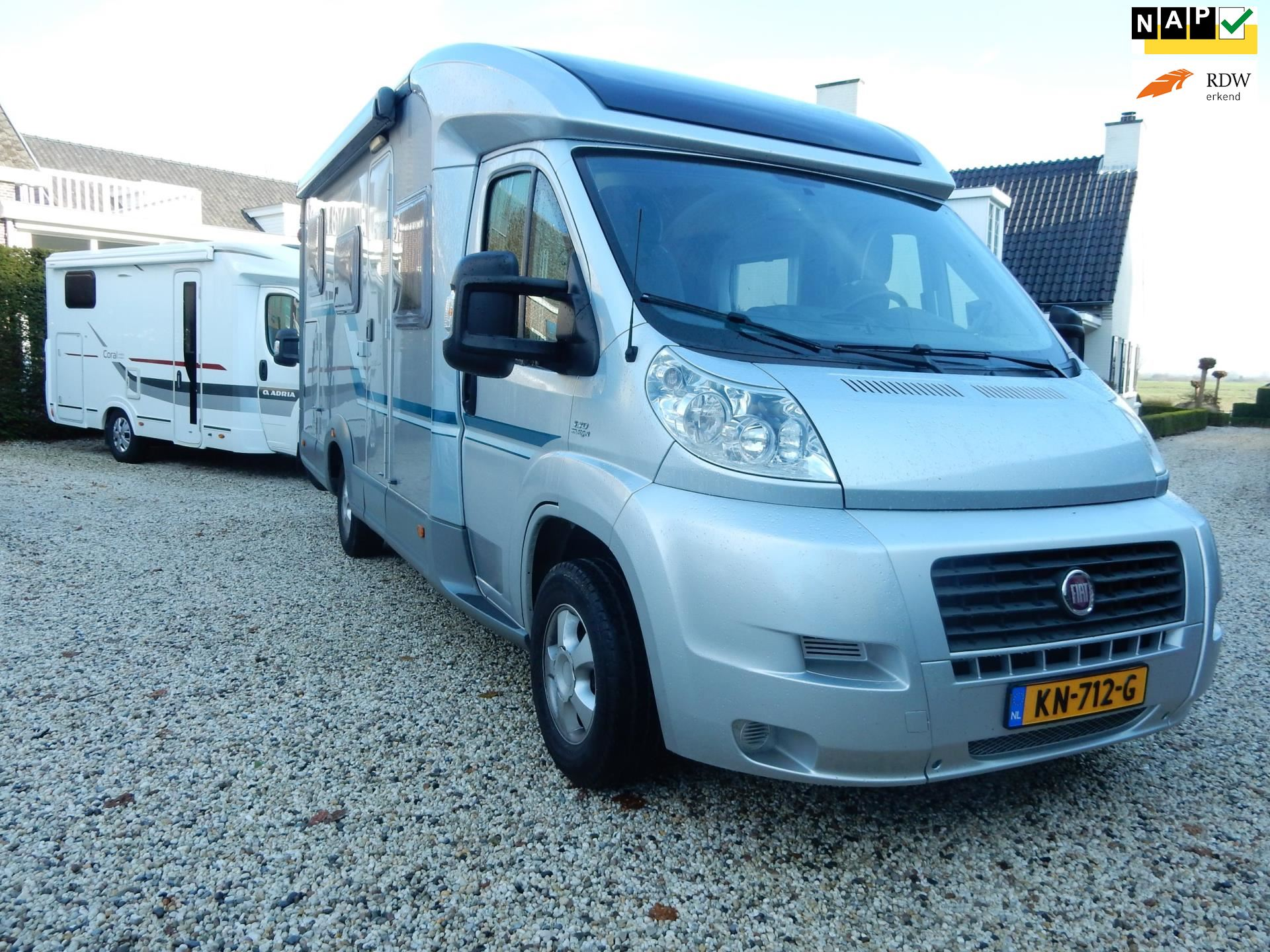 WEINSBERG KNAUS IMPERIALE occasion - Campers Kerkdriel