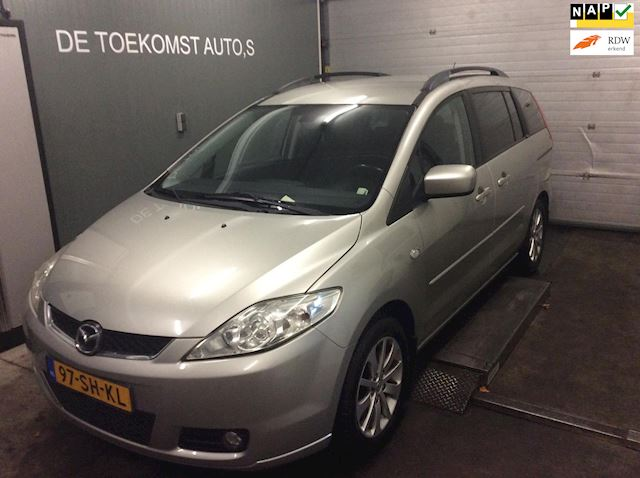Mazda 5 2.0 Executive 7 PERSOONS!!!!!!