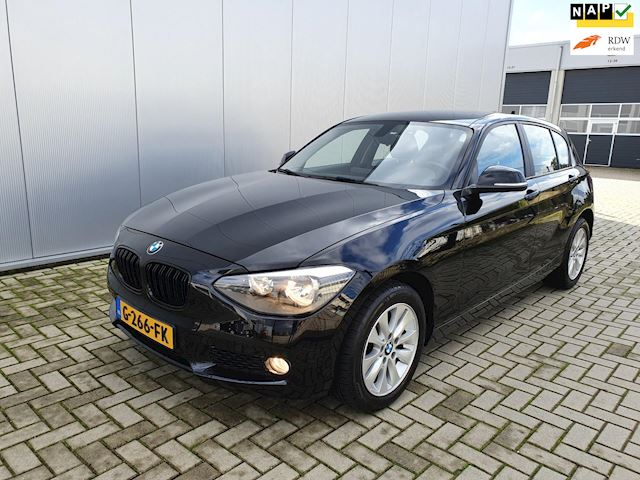 BMW 1-serie 114d Corporate Lease High Executive