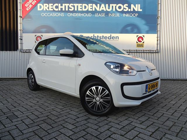 Volkswagen Up! 1.0 Move up! Uniek 30Dkm! Audio Cd/Mp3! El. Ramen! Nieuwstaat!