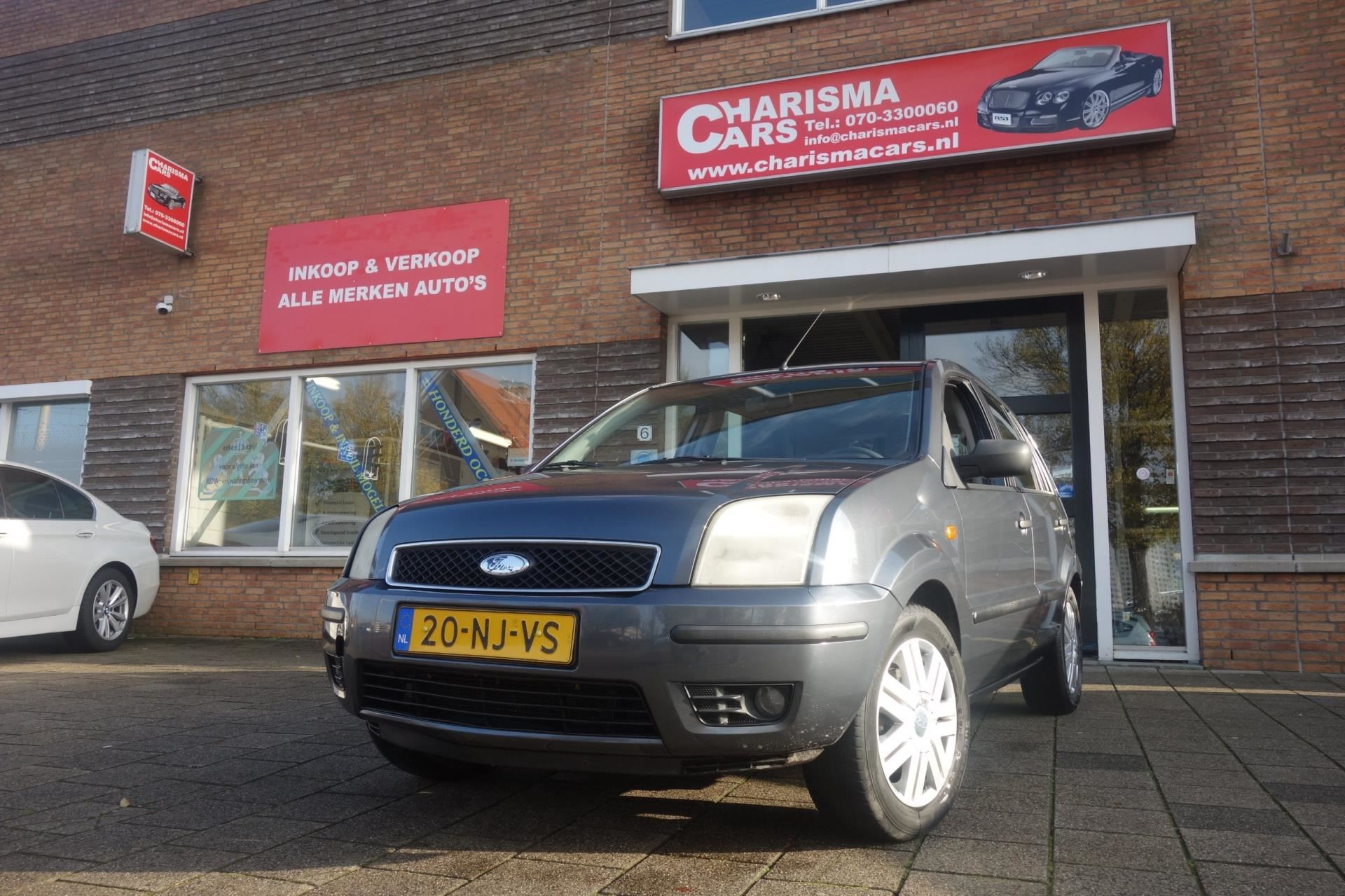 Ford Fusion occasion - Charisma Cars