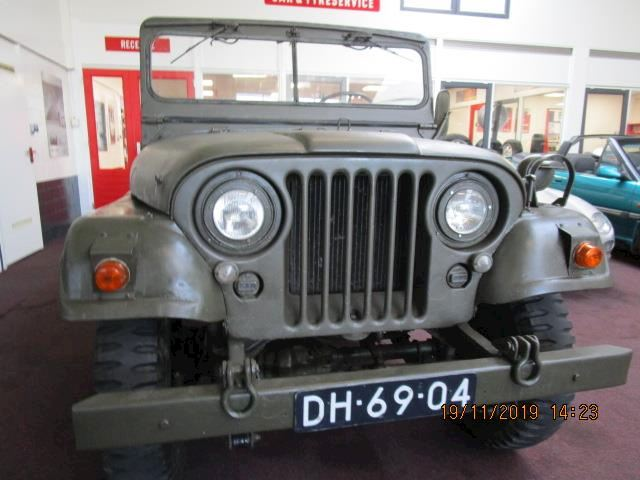 nekaf M 38 A 1  willys jeep