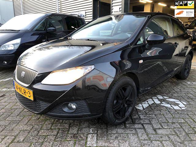 Seat Ibiza SC 1.2 TDI Style Ecomotive airco electrische ramen+spiegels lm-velgen cruise controle apk 06-03-2022