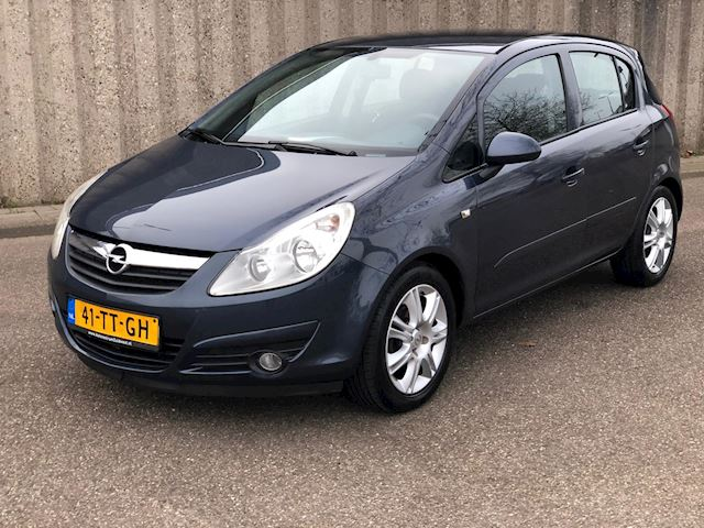 Opel Corsa 1.2-16V Enjoy DISTR.KETTINSET VERVANGEN