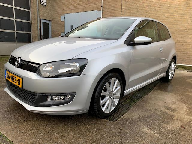 Volkswagen Polo 1.2 TDI BlueMotion Comfortline Climate/Cruise control, Lm velgen