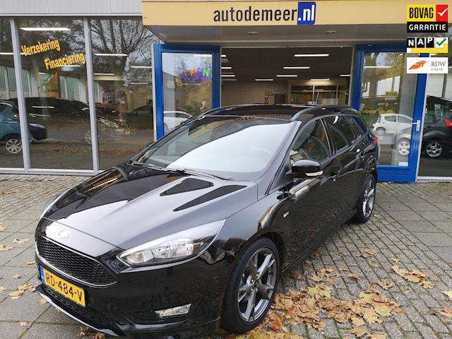 Ford Focus Wagon occasion - Auto de Meer
