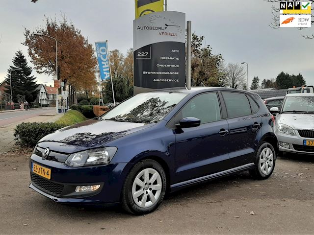 Volkswagen Polo 1.2 TDI BlueMotion Comfort Edition 5 Drs Airco Cruise Boekjes Nap