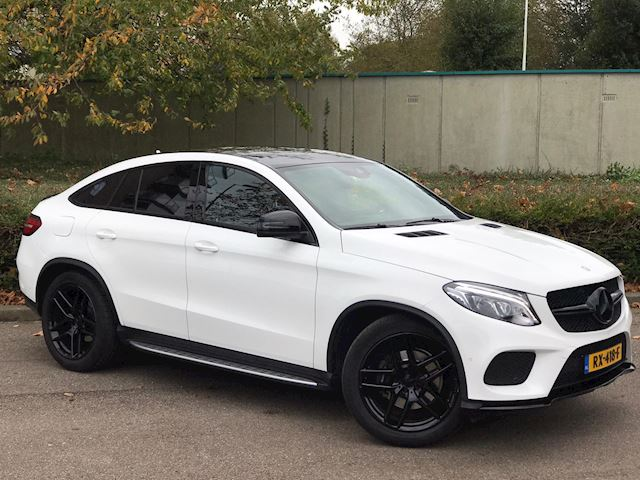 Mercedes-Benz GLE-klasse Coupé 350 d 4MATIC ALLE DENKBARE OPTIES