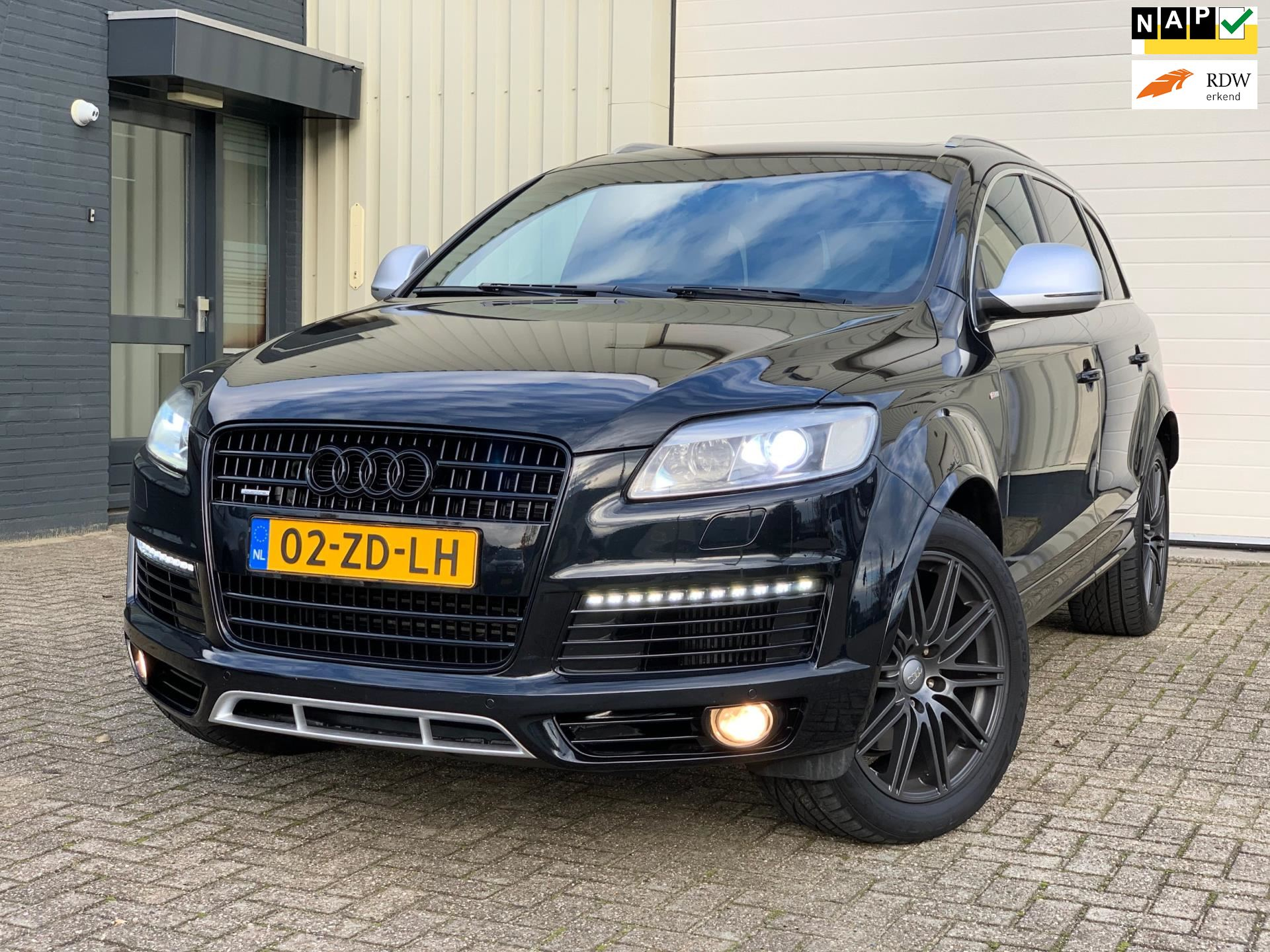 Audi Q7 occasion - Ultimate Auto's