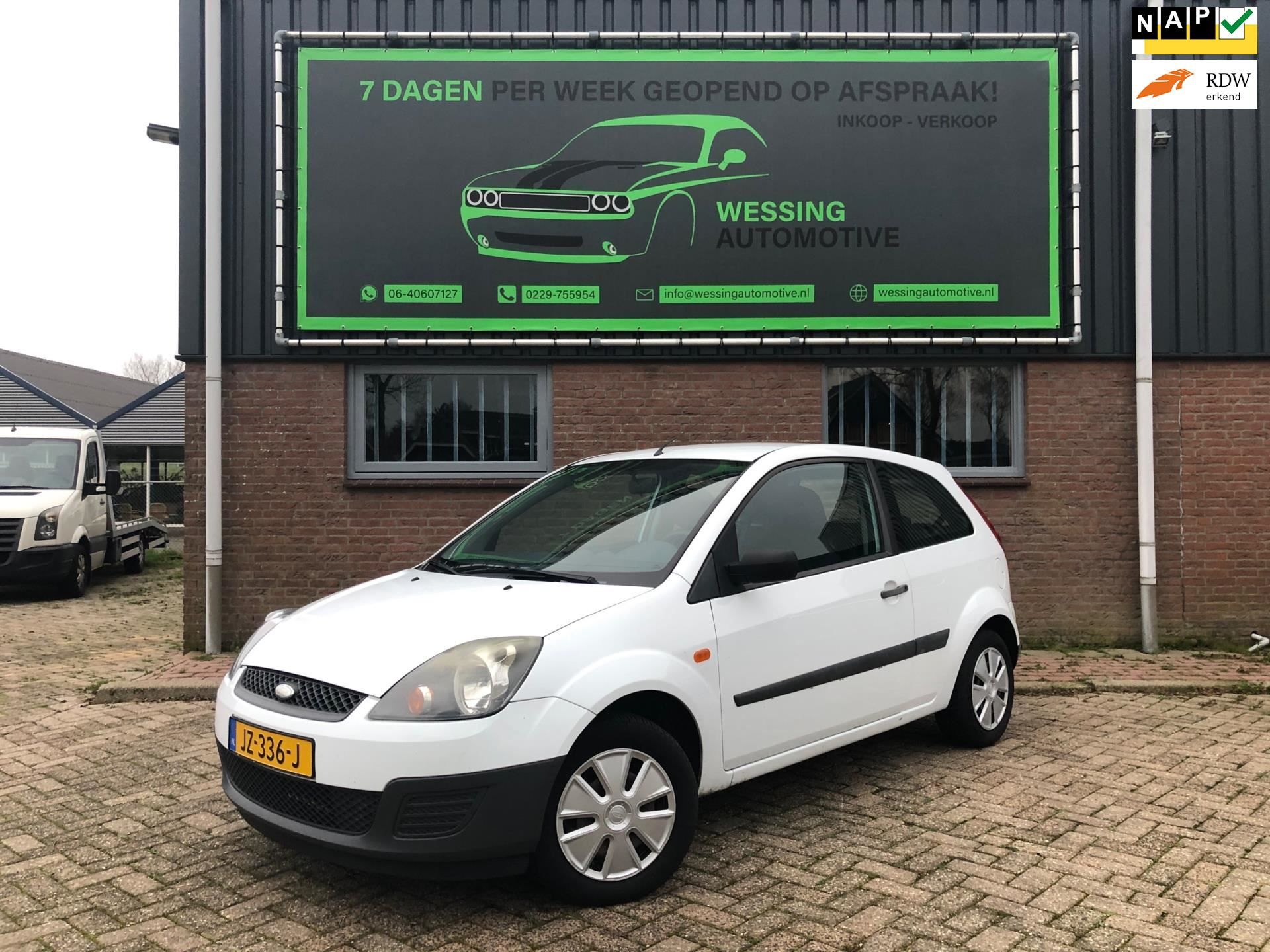 Ford Fiesta occasion - Wessing Automotive