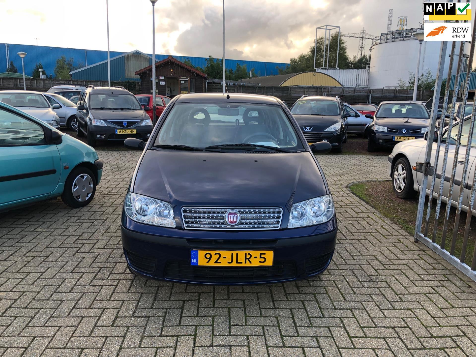 Fiat Punto occasion - Auto de Vries