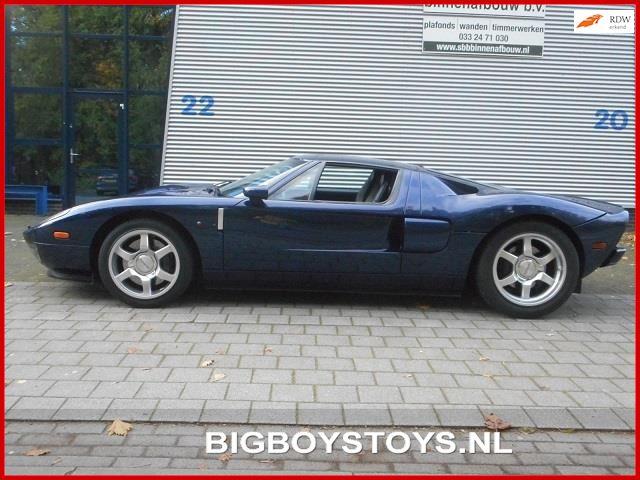 Ford GT occasion - Big Boys Toys B.V.