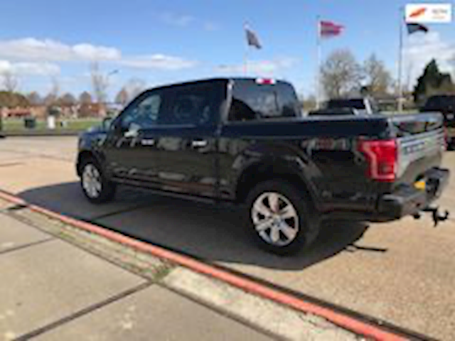 Ford USA F150 3.5 V6 Ecoboost SuperCrew