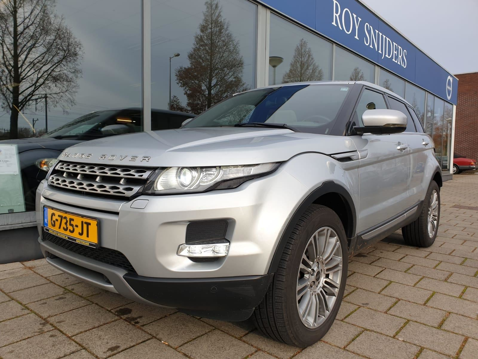 Land Rover Range Rover Evoque occasion - Automobielbedrijf Snijders