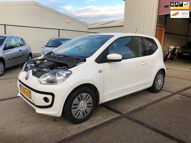Volkswagen Up! 1.0 move up! BlueMotion 2014