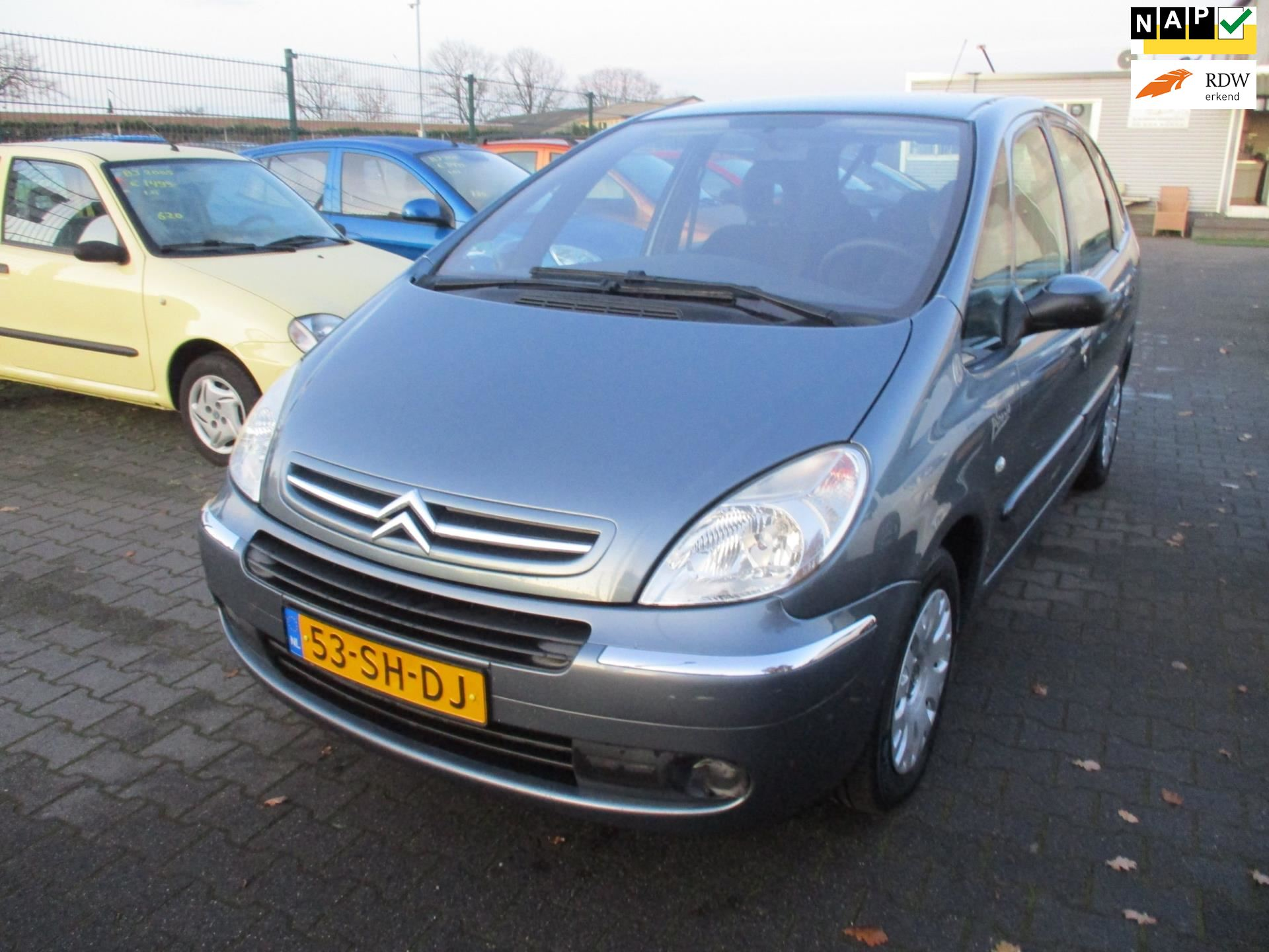 Citroen Xsara Picasso occasion - Harry Jakab Auto's