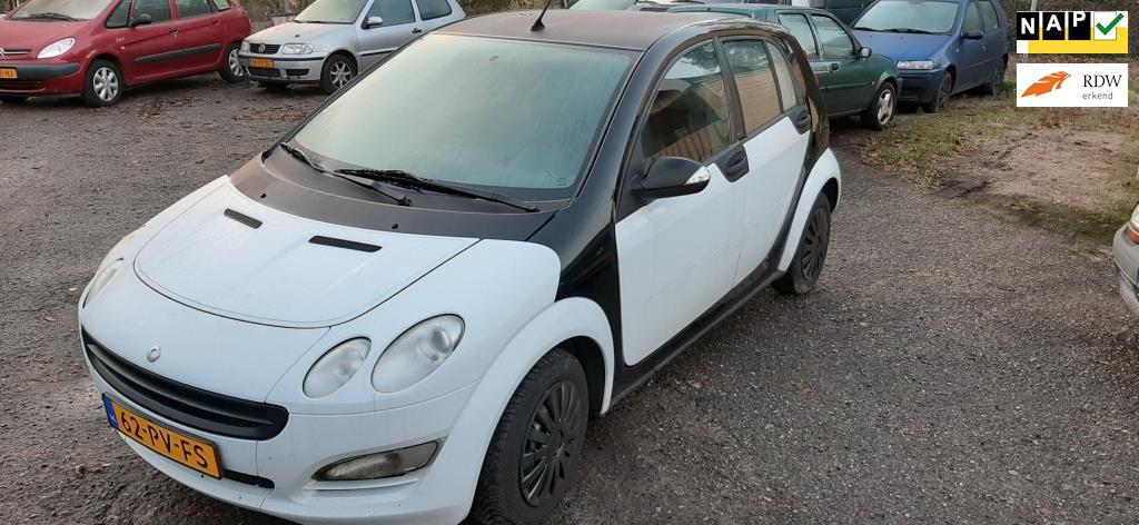 Smart Forfour occasion - Auto Westenenk