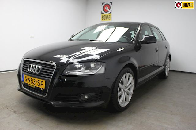 Audi A3 Sportback 1.8 TFSI Attraction Business Edition|BOVAG-GARANTIE|AIRCO|APK