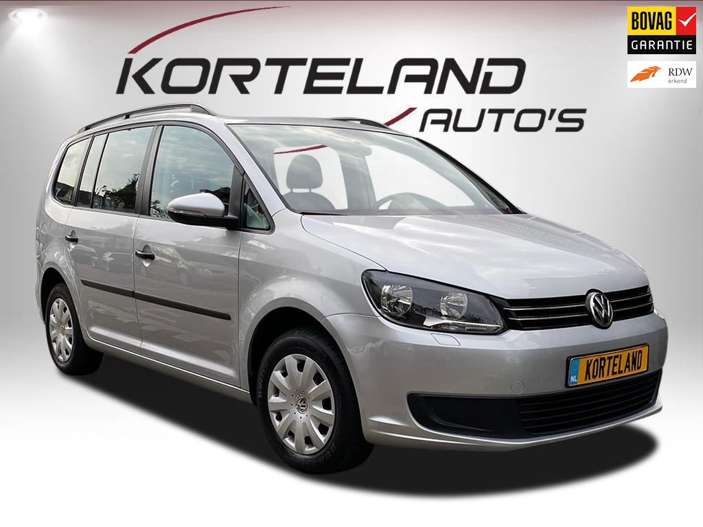 Volkswagen Touran occasion - Korteland Auto's