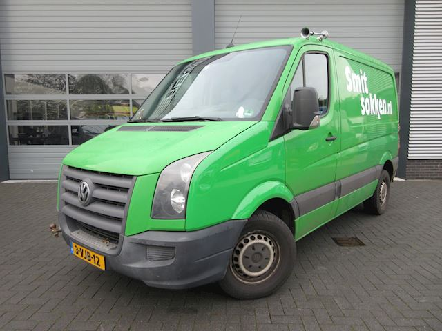 Volkswagen Crafter 35 2.5 TDI L1H1 airco