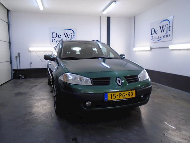 Renault Mégane Grand Tour 1.6-16V Expression Basis incl. NWE APK/GARANTIE !!