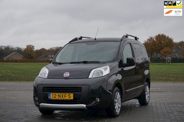 Fiat Qubo 1.4 Trekking Limited Edition AIRCONDITIONING
