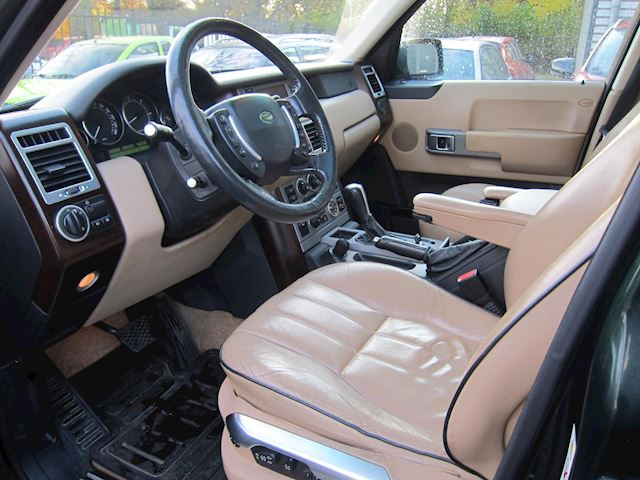 Land Rover Range Rover 2.9 Td6 HSE LEDER XENON DAK VOL OPTIES!!