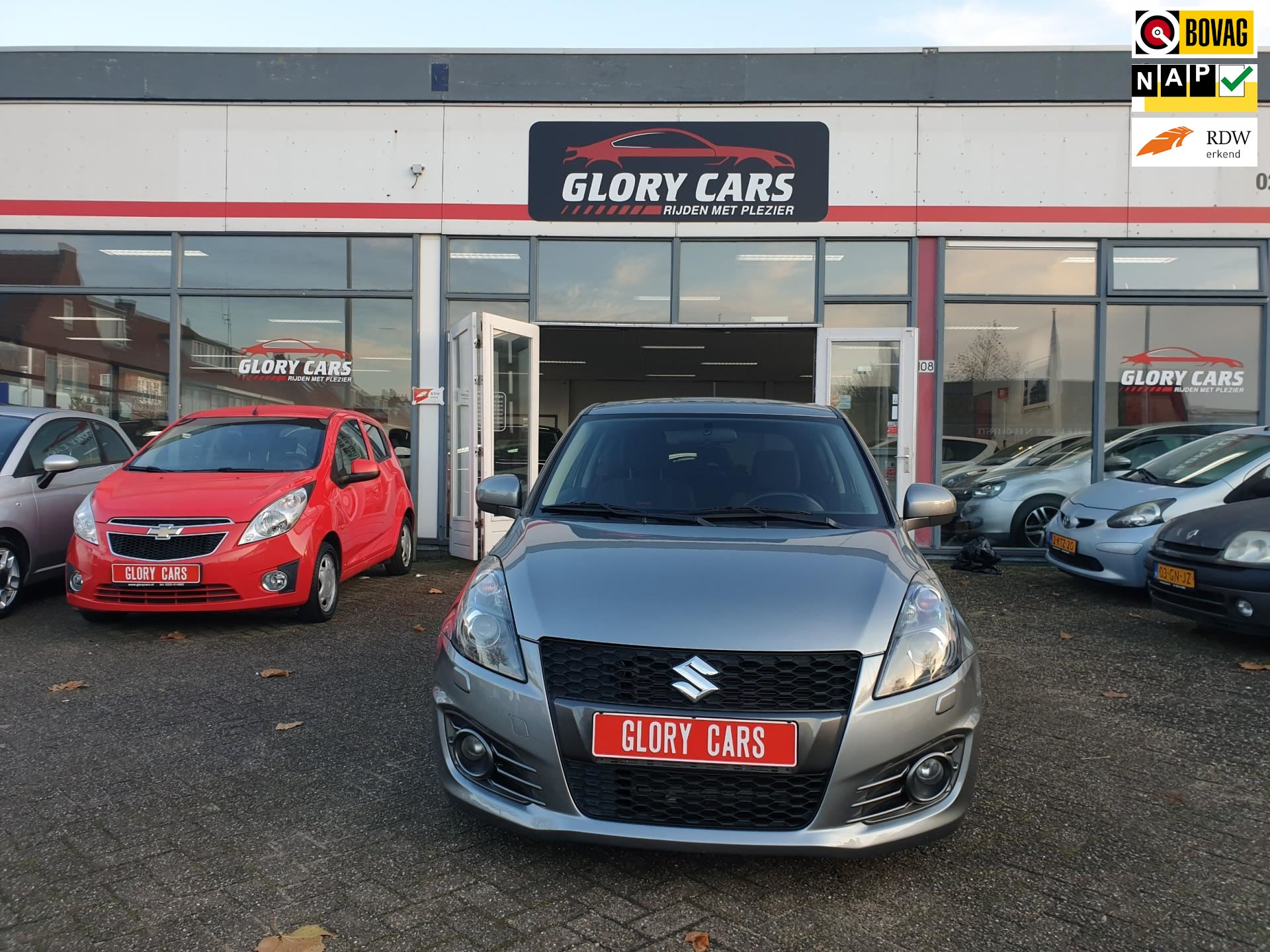 Suzuki Swift occasion - Glory Cars